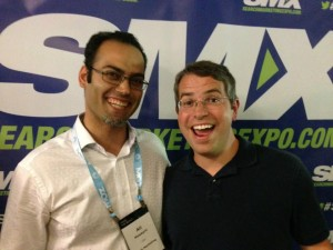 Ali Husayni and Matt Cutts at SMX Advanced 2013