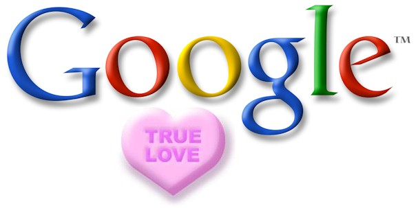 Google Heart Illustration