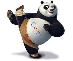 Google Panda Animated Image