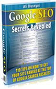 Google SEO eBook