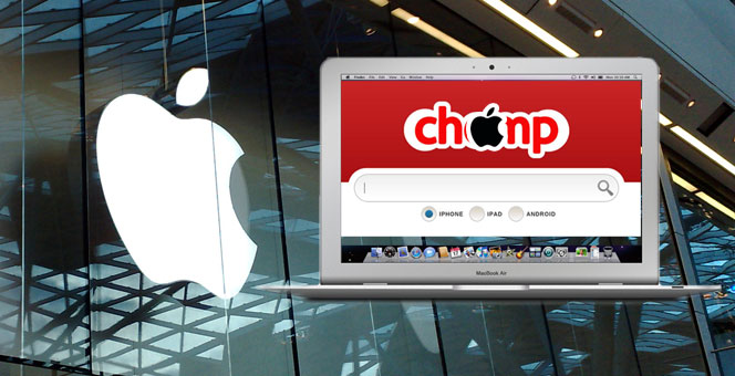 Apple Chomp Image