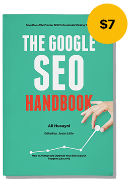 The Google SEO HANDBOOK