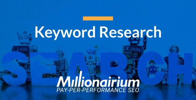 How To Find Primary Keywords For SEO