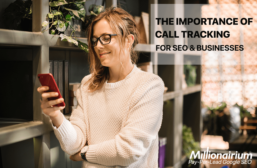 Importance of call tracking for seo and business