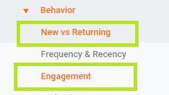 New vs. Returning