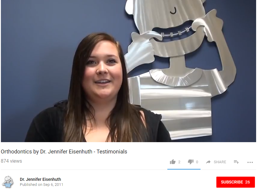 Dentists Testimonials